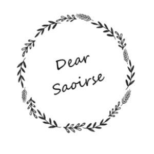 Dear Saoirse